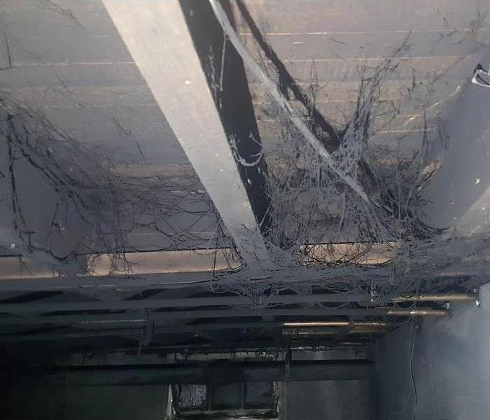 Fire Damage NJ House Smoke & Soot Clean Up