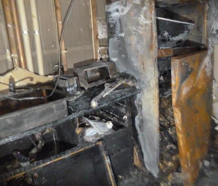 Fire Damage Disaster Response Professionals outline holiday home fire prevention guidelines